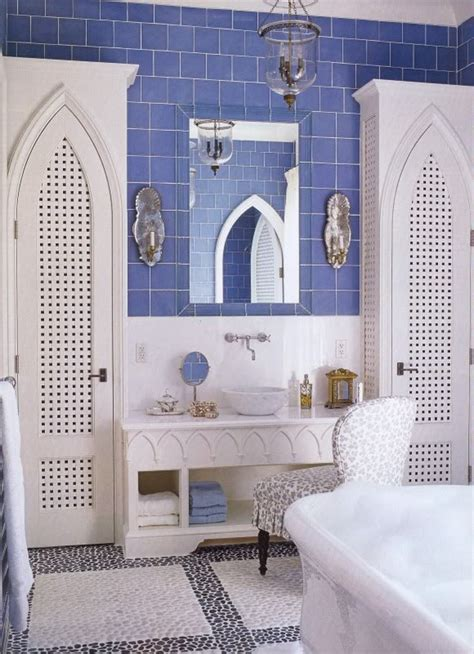 moroccan inspired bathrooms spa staycation in morocco continued some enviable moroccan