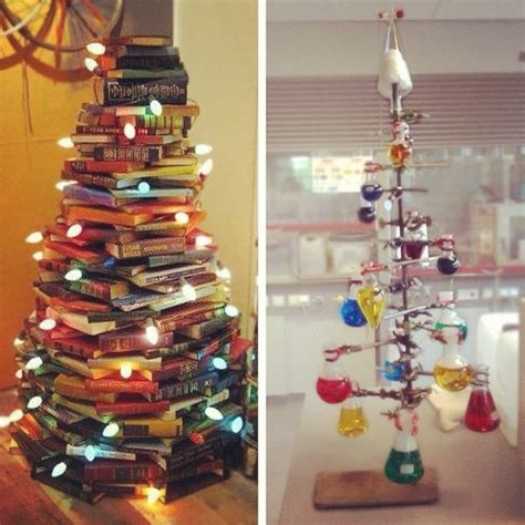 science christmas tree christmas pinterest