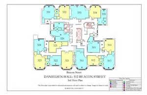 myles standish hall floor plan danielsen hall floor plan 187 housing boston university