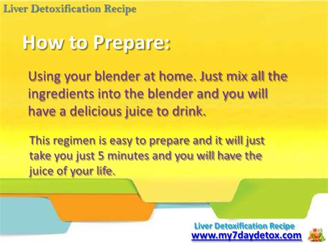 How To Detox Through Your At Home by 007 My 7 Day Detox And Easy Ways To Detoxify The