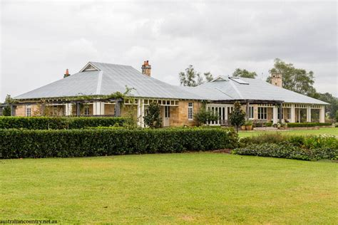 australian country style homes a well designed country home australia country magazine