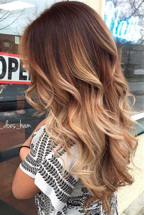 hottest ombre hair color ideas   ombre