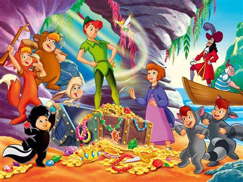 peter pan en los personajes de peter pan imagenes de dibujos animados
