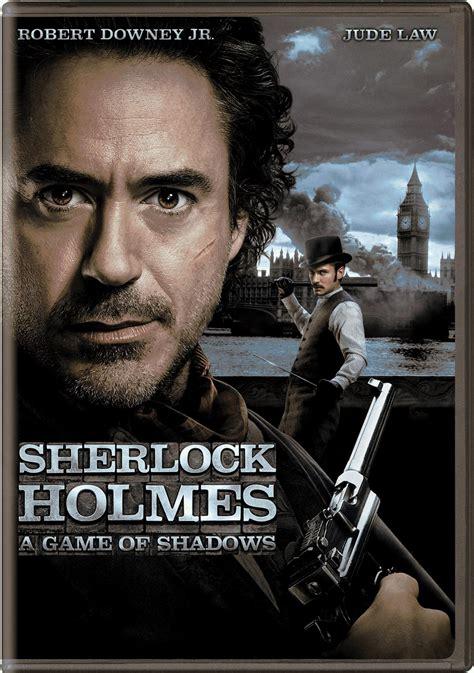 sherlock holmes a game of shadows 2011 sherlock holmes a game of shadows dvd release date june