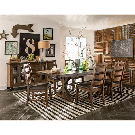 Dining Room Groups Intercon Taos Dining Room Group Wayside Furniture