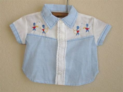 vintage baby boy clothes gloss