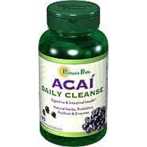 Acai Detox Cleanse by Acai Daily Cleanse