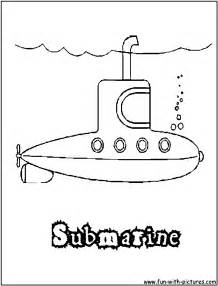 submarine coloring pages yellow submarine coloring pages coloring pages