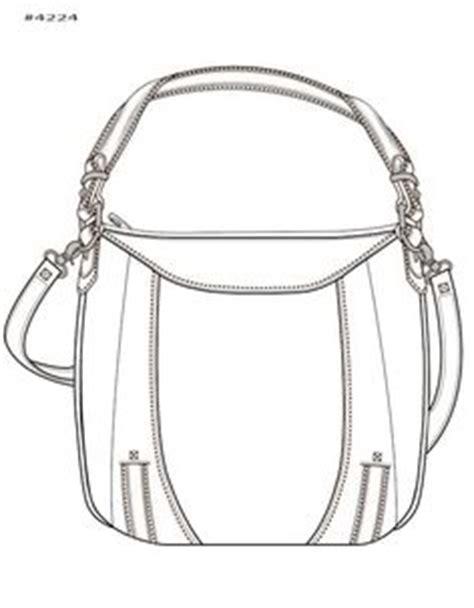 Tas Tangan Handbag Multifungsi Serbaguna Simple Cool handbag purse design illustration sketch drawing rendering by emily o rourke at