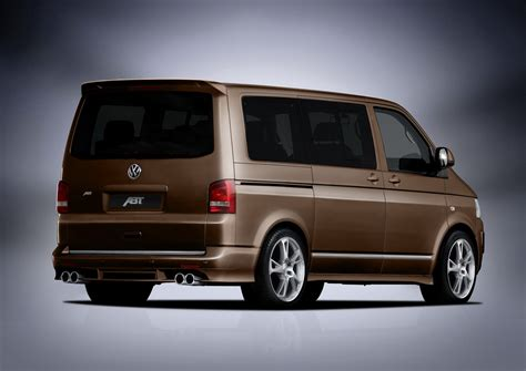 Home Design Elements Reviews abt launches volkswagen transporter tuning program