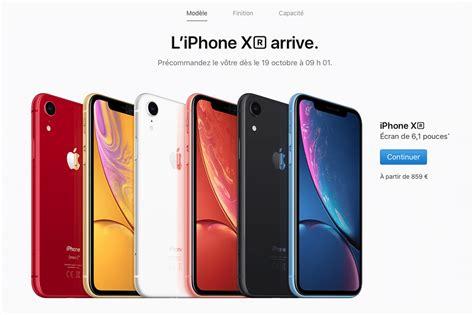 avec son iphone xr apple tue definitivement la concurrence