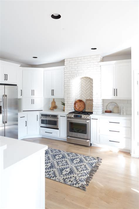 Tulsa Remodel Reveal Modern White Farmhouse   CC and Mike