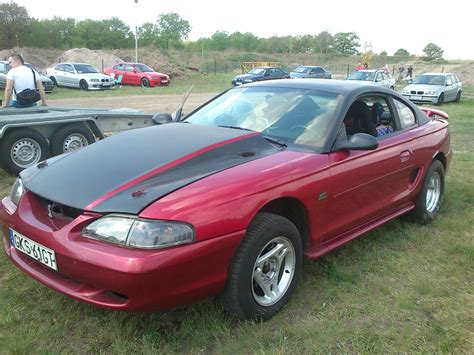 1994 Mustang Gt Auto Quarter Mile by Ford Mustang Gt Quarter Mile Times