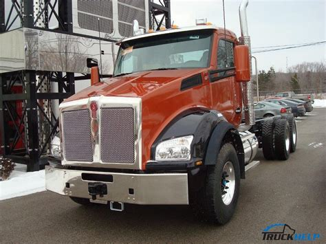 2015 Kenworth T880 For Sale In Hubbard Oh By Dealer