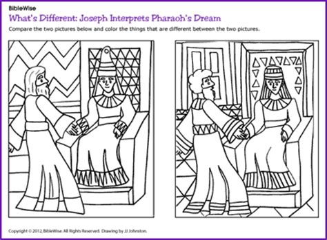 What S Different About what s different joseph interprets dreams korner biblewise