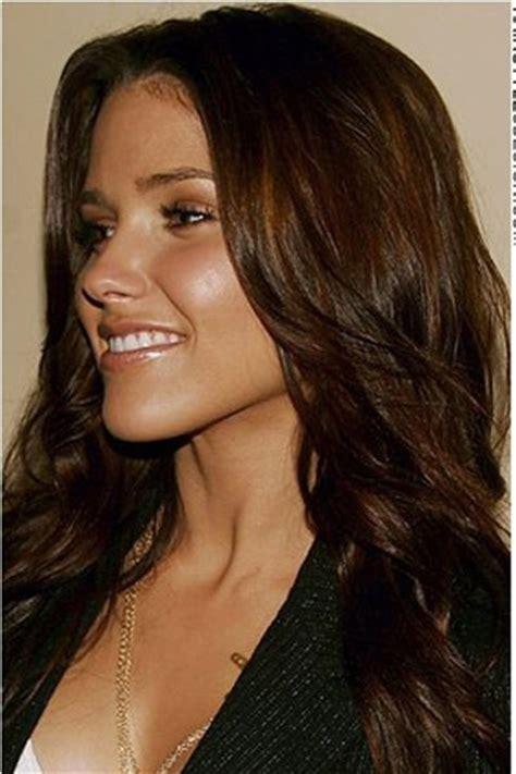 Brunette Color Personalities On Pinterest 175 Pins | sophia bush brunette hair done right aloxxi hair color