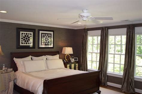Bedroom Colors Brown Furniture 20 Ways Bedroom Wallpaper Can Transform The Space