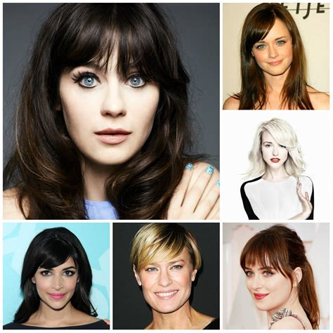 Hairstyles For With Shapes by Haircuts For Shaped Faces 2017 Haircuts