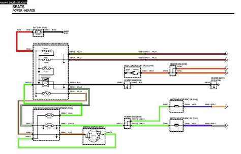 range rover power seat wiring diagram land rover wiring