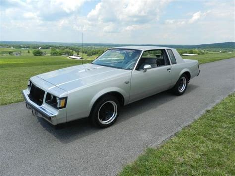 87 buick t type turbo for sale html autos weblog