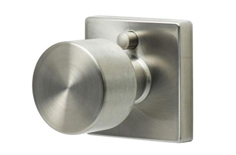 Sure Loc Door Hardware Bergen Modern Round Knob With Interior Door Handles And Knobs