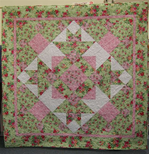 Patchwork Block Designs - patchwork quilt pattern felt
