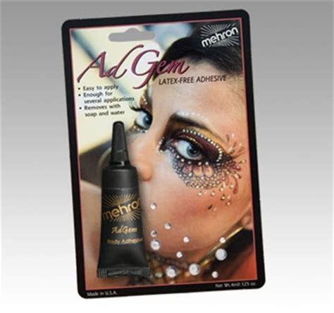 Mehron Adgem Adhesive adgem adhesive by mehron costumes wigs theater
