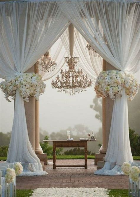 How To Decorate A Arch For Wedding by How To Decorate A Wedding Arch Wedding And Bridal