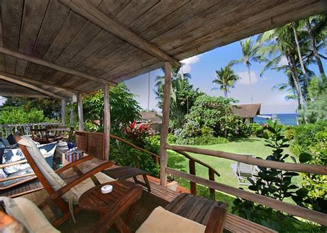 cottage hawaii haleiwa hi united states koi pond cottage beachside