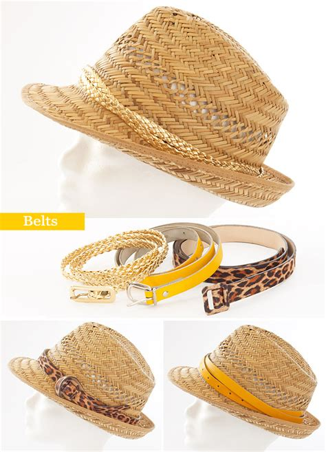 How To Decorate A Hat by Diy Summer Craft Ideas 20 Ways To Decorate Your