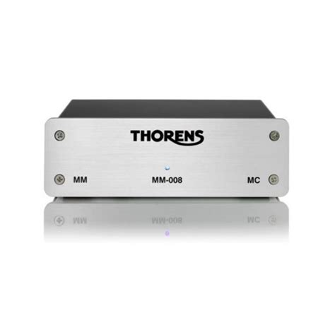 Thorens Mm 008 Thorens Mm 008 Phono Prelifier