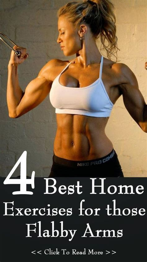 flabby arms best home exercises and home exercises on