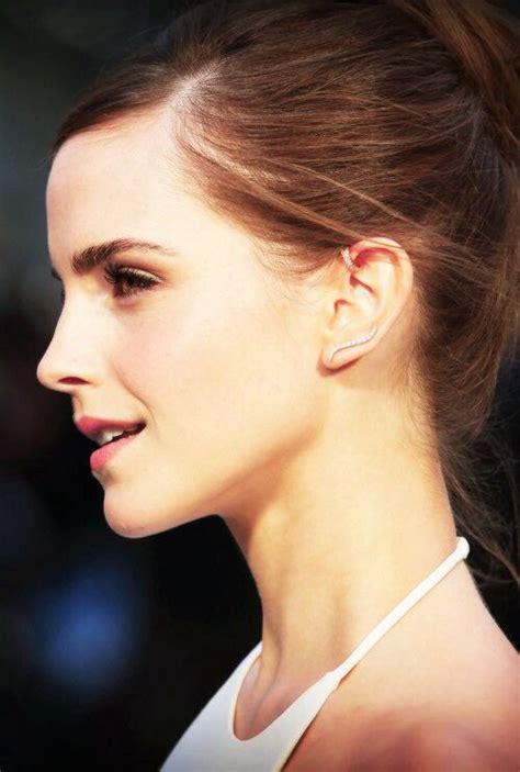 emma watson ear piercing 49 best images about emma watson on pinterest harry