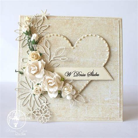 Handmade Wedding Cards Sle - 17 best ideas about wedding cards handmade on