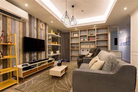 desain interior  menimbulkan kesan sejuk  rumah