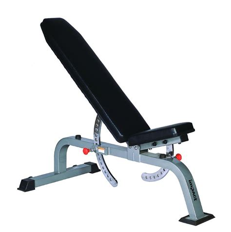 impact elevation series ct2053 adjustable flat incline - Inclined Bench