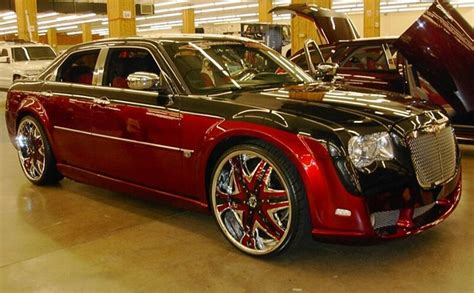 Chrysler 300   Rides Magazine