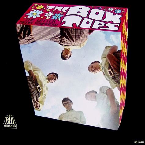 The Letter Box the box tops the letter neon rainbow 1967