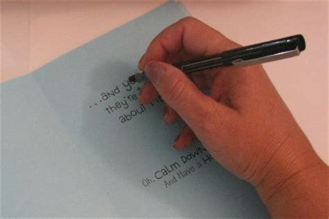Thank You Letter Mistake Written Thank You Note A Big Mistake Make Or