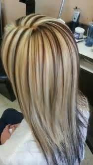 hair styles with low and high lites low lights high lights multi color hair color