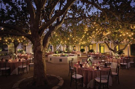 small weddings in ca portola hotel spa at monterey bay venue monterey ca weddingwire