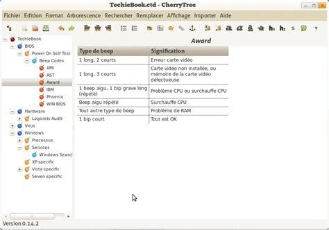 cherry tree notes cherrytree alternatives and similar software alternativeto net