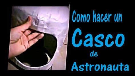 darkness1 como hacer un casco de astronauta paso a paso casco de astronauta con caja de carton disfraces caseros
