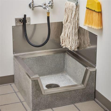 drop in mop tsb3000 24 quot x 24 quot stockton terrazzo mop basin mop