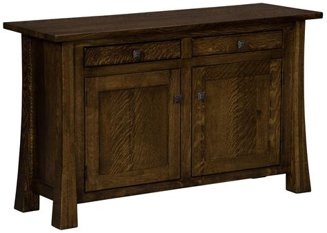 media console table cabinet lassen cabinet console table countryside amish furniture
