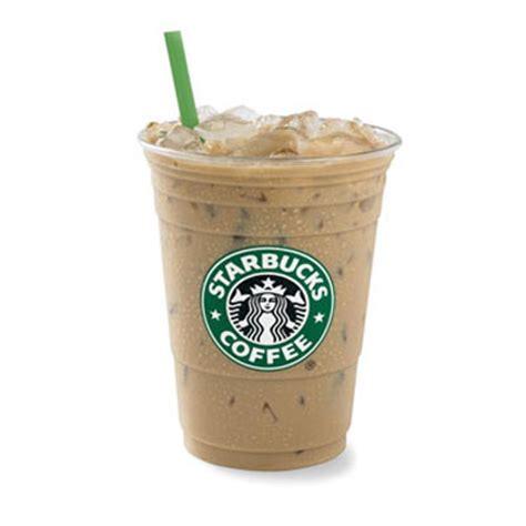 Coffee Latte Starbucks starbucks 1 grande coffee iced tea or refreshers