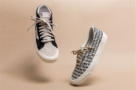 Vans Era 59 X Pacsun Fear Of God Premium the fear of god x sk8 hi vans collaboration available at pacsun now the source