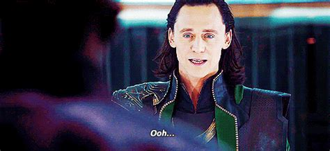 tom jackson spear tom hiddleston as loki gifs popsugar entertainment