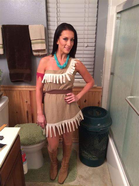 Handmade Pocahontas Costume - 25 best ideas about diy pocahontas costume on