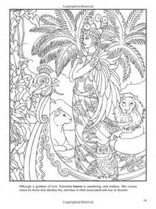 goddesses coloring book colorables fantasy coloring coloring pages